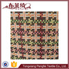 Wholesale custom colorful 10S fancy jacquard fabric