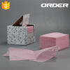 Japanese style disposable wave printing household wipes dry Cleaning Products OEM China
