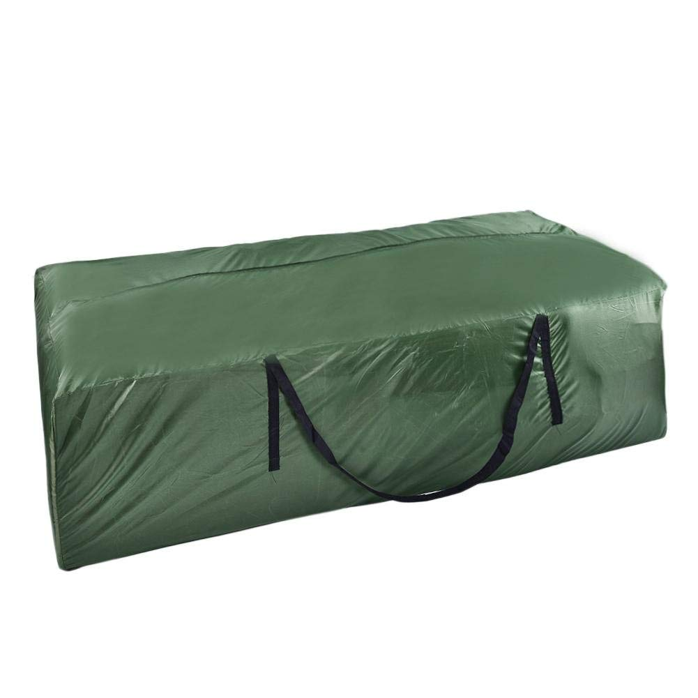 Get Quotations Patio Cushion Cover Waterproof Outdoor Storage Bag Rectangular Protective Zippered To