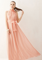 ladies skirt suits 2014 hot sexi photo image pink sleeveless women long floral elegant evening gown