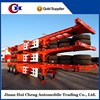 CIMC 3 Axles 40FT Container Chasis Skeleton Semi Trailer for Sale