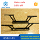 Space saving furniture soft close lift top coffee table mechanism GSSJJ-01