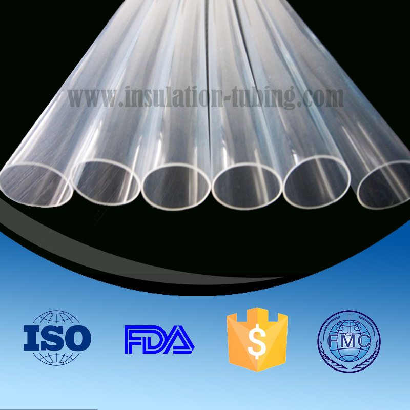 High Quality Pfa Heat Shrinkable Tube/Fep Heat Shrinkage Tube China Manufacturer