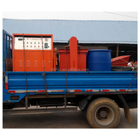 Strong performance and good shape lightweight cellular concrete mixing and pumping machine