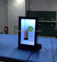 22 inch advertising lcd screen Transparent LCD display