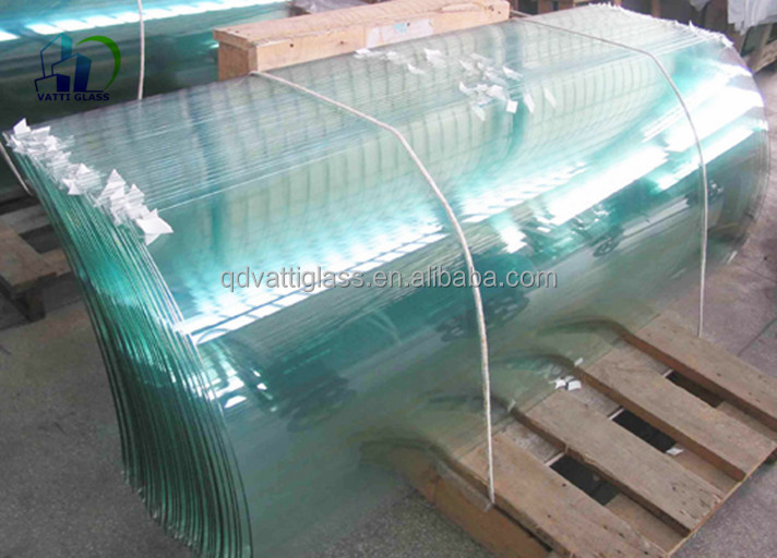 Exterior Glass Wall Panels Tempered Glass Pool Fence Panel Tempered Glass  Shower Wall Panels