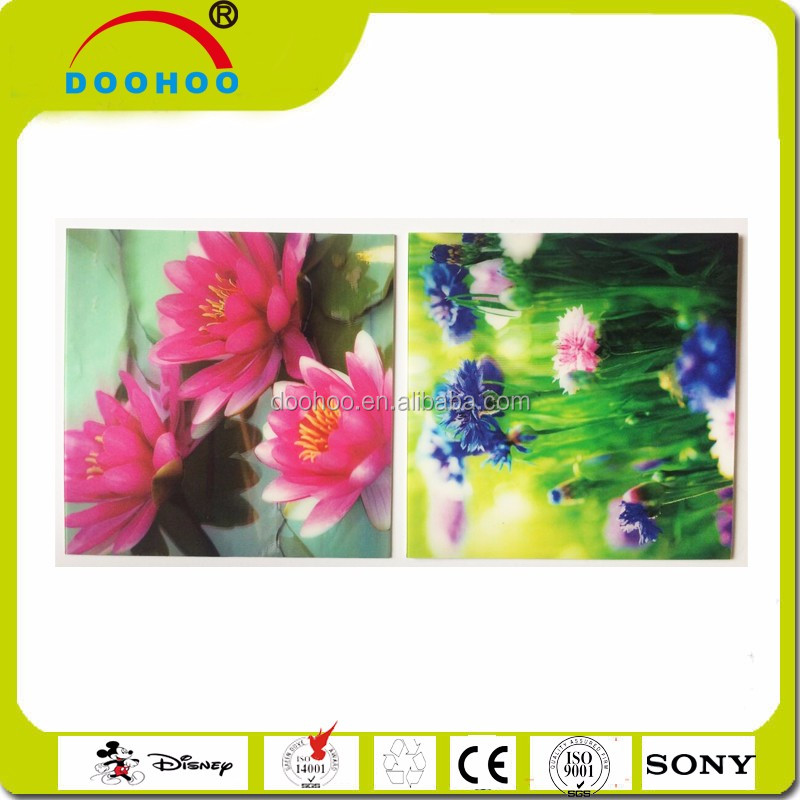 2016 New Chinese Supplier Pet 3d Lenticular Business Card Greeting ...