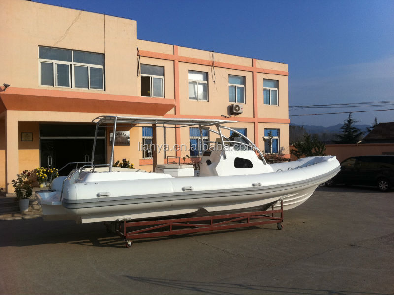 Liya 8.3m Inflatable Rib Boat Oceania Boats Luxury Yacht Sale ...