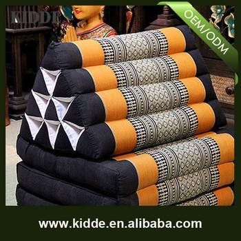 Thai Triangle Pillow 3 Folds Cushions Floor Pillow Stuffed - Buy ...