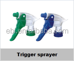 Deft design plastic mini trigger sprayer with customized logo