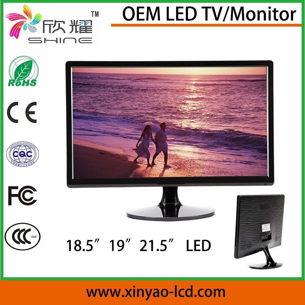 22inch CGA touch monitor,arcade game LCD monitor,open frame monitor