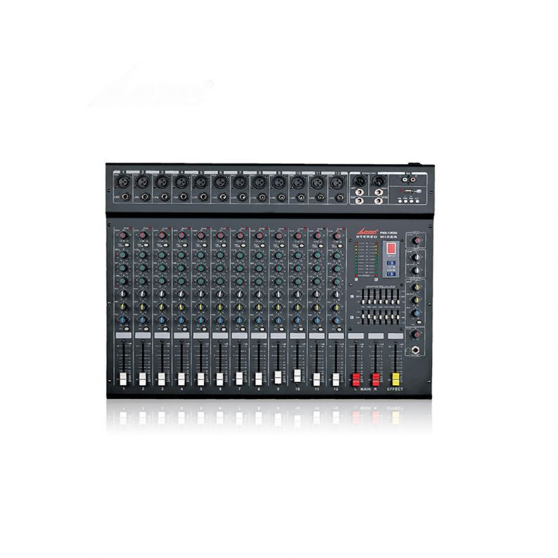 New Design Digital Mixing Console Audio