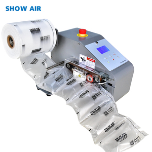 China high speed grey filling machines air pouch machine air bubble filling machine