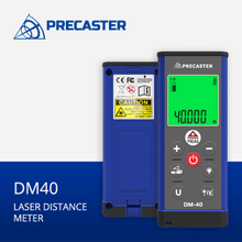 Make the distance measure simple use DM40 laser distance meter