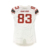Oem Sublimated White Cheap Blank American Football Jerseys