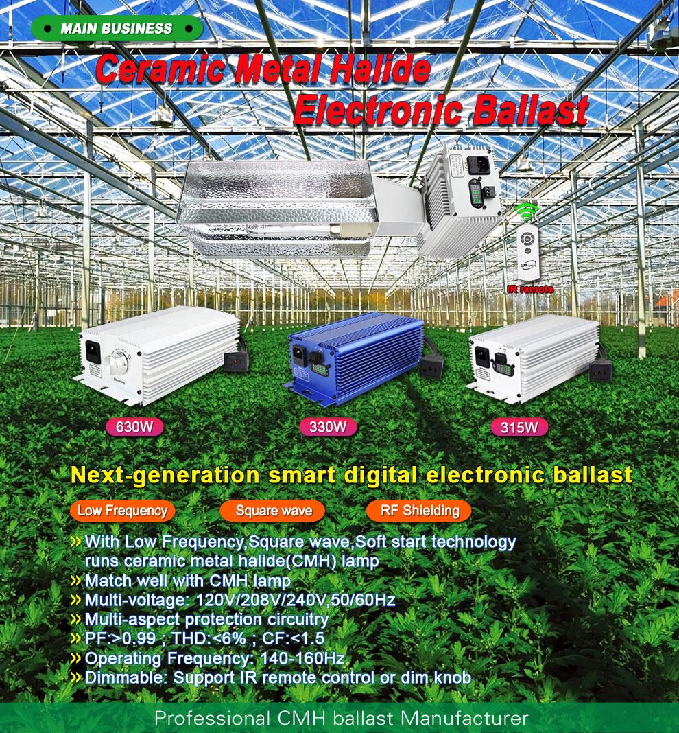 Guangzhou Eonboom Electronics Limited - Electronic Ballast,CMH Ballast