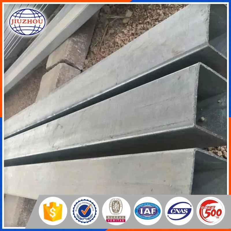 Construction Structure Factory Black Carbon Square Tubes And Steel