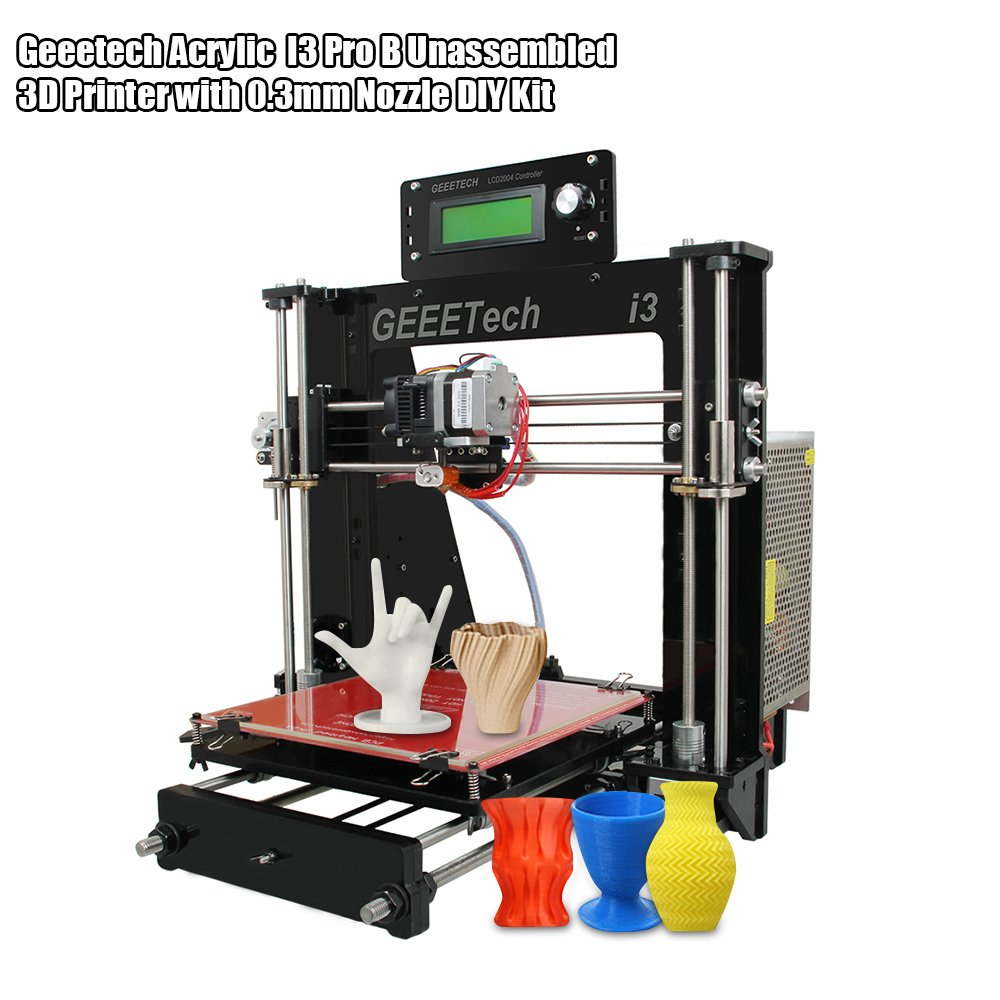 KKmoon Anet A1284-Base Control Board Mother Board Mainboard DIY Self Assembly 3D Desktop Printer RepRap Prusa i3 Kit Aibecy