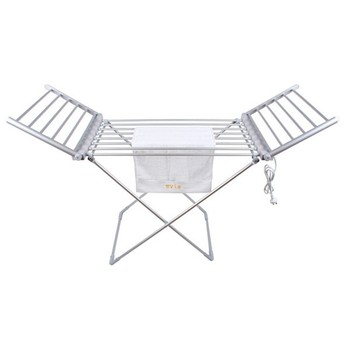 Aluminum Portable Electric Extendable Clothes Drying Rack