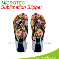 child beach slippers for sublimation