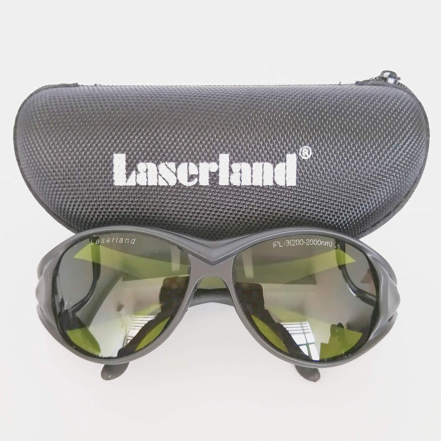 9ab3b46c20a Get Quotations · Laserland SK-5-2 CE certificated IPL Safety Glasses 200-1400nm  Protection Glasses