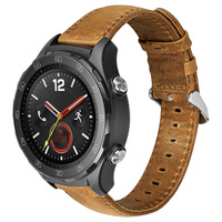 Wholesale Retro Value Band Crazy Leather Strap For Huawei Watch 2 1`