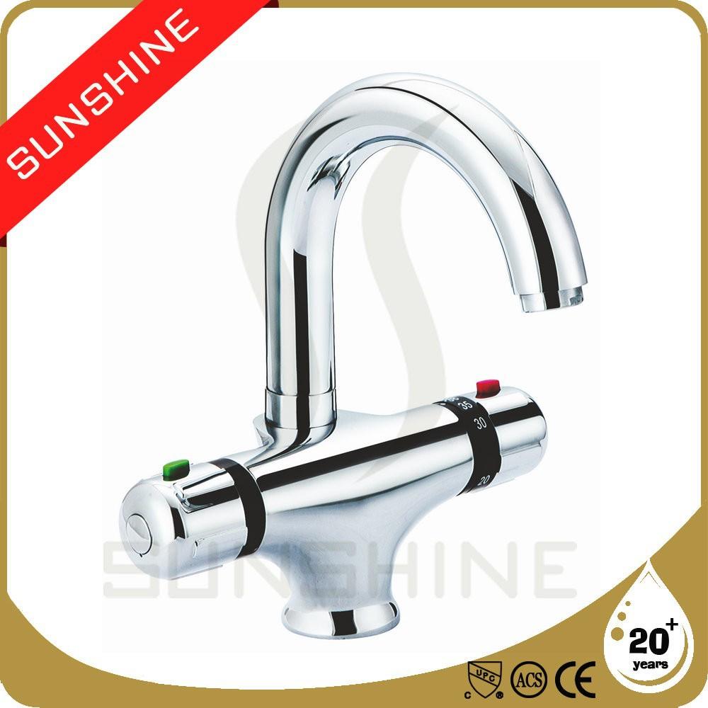 Ssmh2205 Bathroom Thermostatic Child Lock Water Faucet - Buy Child ...