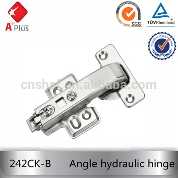 90 Degree Stop Articulated Soft Closing Hydraulic Cabinet Door Hinge