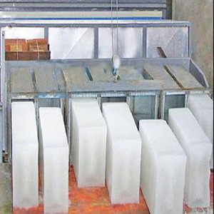 Reliable Coldmax block ice plant manufactures/ice block making machine