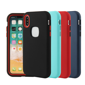 Apex Tough Defender Cell Phone Case For Apple iPhone X, Heavy Duty Protective Case for iphone xs xs max xr