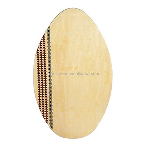 Skimboard Wooden Customized Size For Family