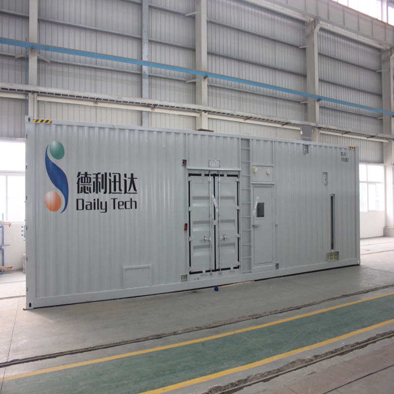 cheap special container with generator container