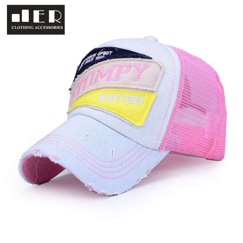 98d2f124262 Cool Baseball Caps!!2015 New Branded Sports Unisex Bone Snapback Cap  Distressed Wearing Style
