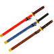 Latest design high quality custom top quality japanese katana toy samurai sword for sale