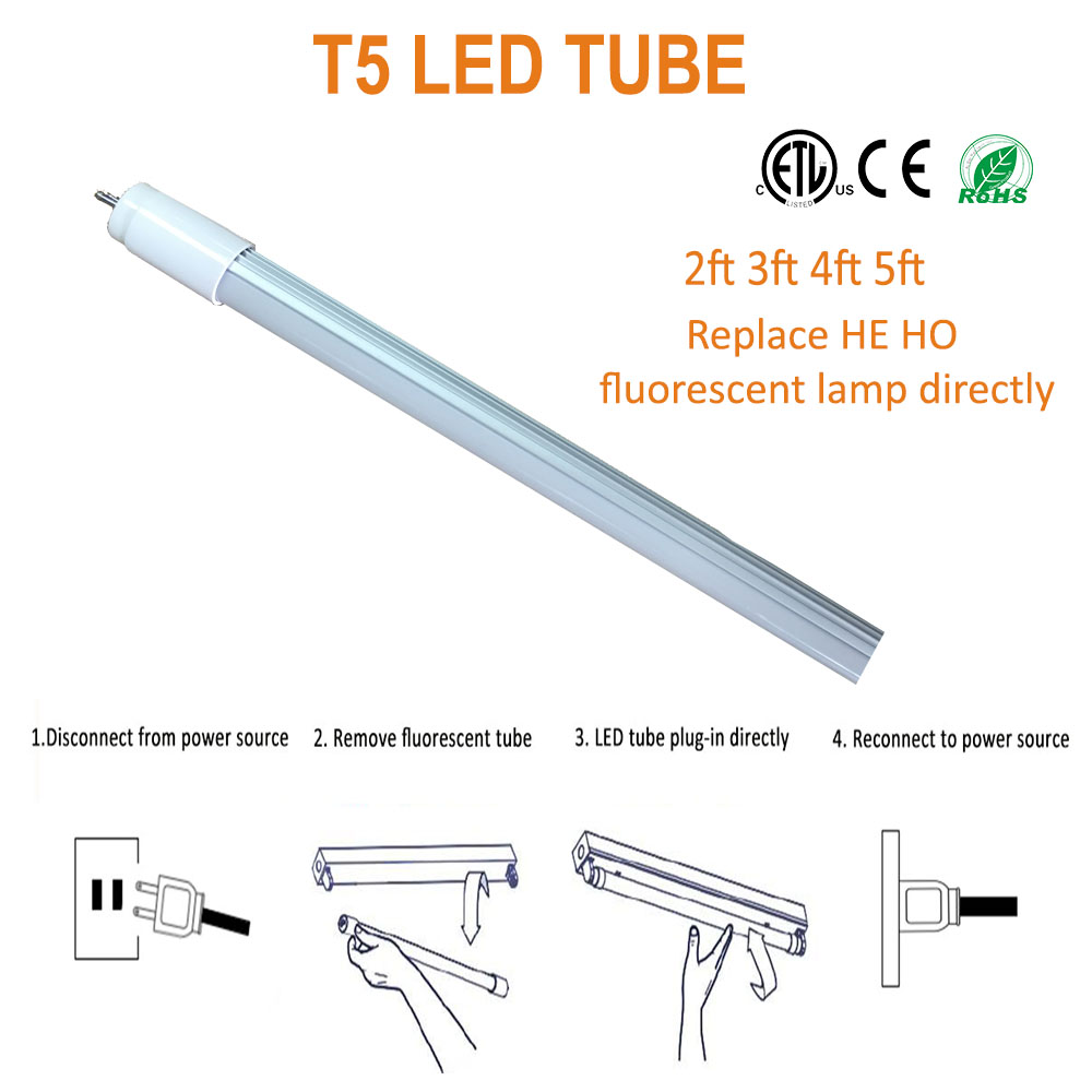 china lamps manufacturer growshop t5 led light <strong>tube</strong> 4ft 6500k for plant seeds agriculture growth