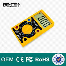 low price digital multimeter mini types multimeter specifications of DELE 700D