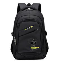 2017 Waterproof wholesale custom 3 compartment laptop bag backpack camera laptop backpack bag made in China supplier