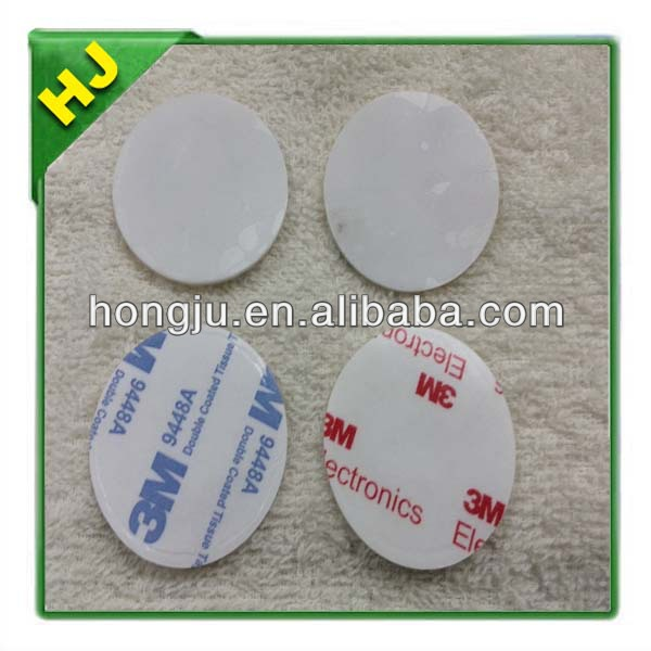 Silicone Gel Sheet with Strong 3M Double Sided Adhesive