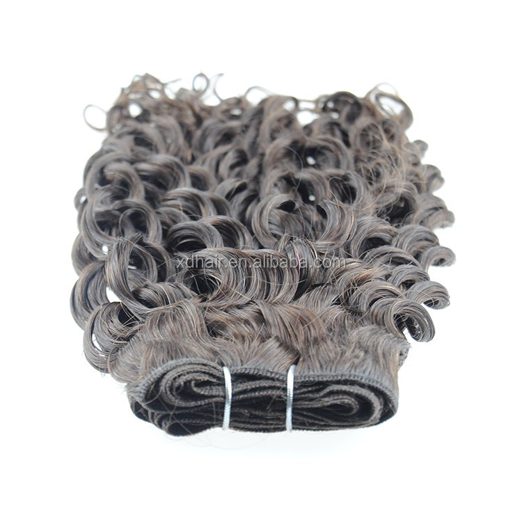 Made In China Natural Curly Hair Extension Grade 8a Curly Hair