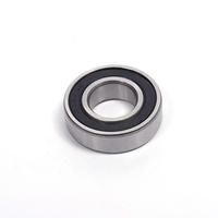 Stainless Steel Deep Groove Ball Bearing 6004 Rs Used For Motorcycle And Tricycle