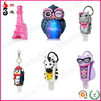 Sgs/ce/rohs Cartoon 3d Cute Minion Hand Sanitizer Gel Cases Free ...