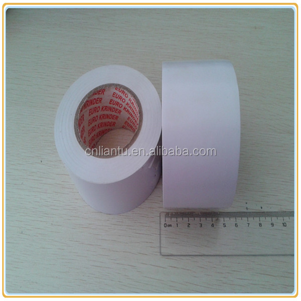 pvc tape for wrapping electric wires 0.13mm thick protective tape black color
