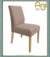 Modern Velvet Fabric Dinning Chair for Restaurant