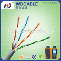 Network Cable Cat5e 305M UTP Lan cable Jie Xi Factory