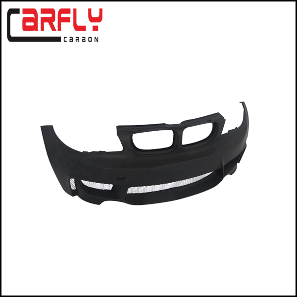 CF OR FPR FRONT BUMPERS FOR BMW E82 E88 120i 130i
