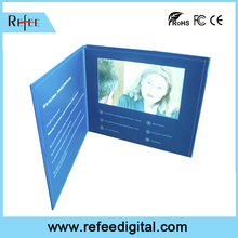 LCD video card as an invitation for your party, sharing the happiness and joyment with your friend!!!