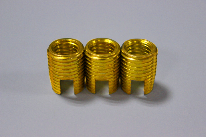 Inch Screw Thread Self Tapping Wire Thread Inserts For Aluminum ...