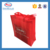 Custom Printed Nonwoven Shopping Bag with Gusset