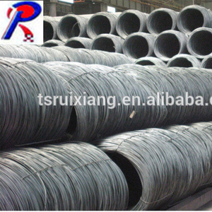Low Carbon Steel Wire Rod (5.5mm and 6.5mm)/MS Steel Wire Rod Coils