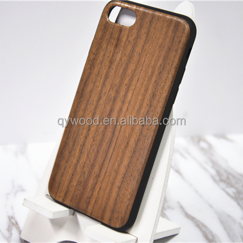 Alibaba stock full protective tpu IMD wood veneer phone case mobile phone cases